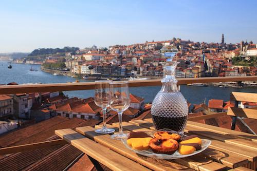 Portwein geöffnet haltbar