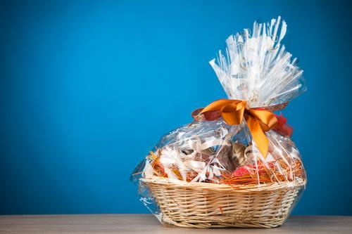 Präsentkorb Geschenkkorb - Geschenkset mit Portwein