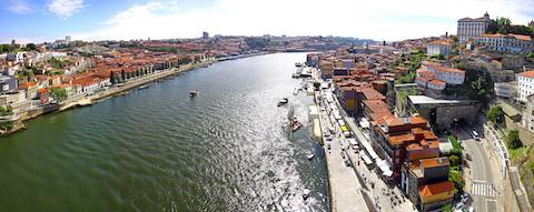 Hafenstadt Porto