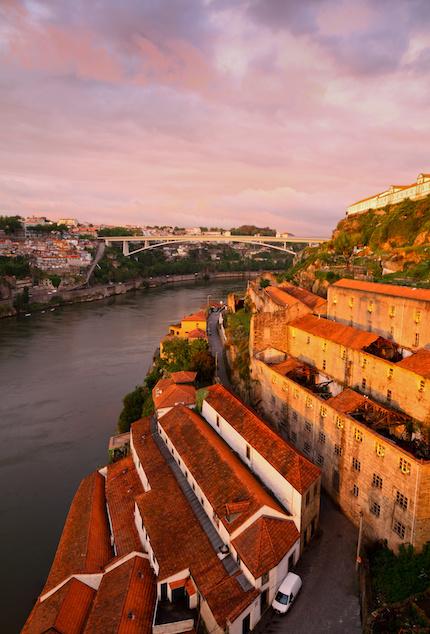 Portwein kaufen - Portweinlager in Porto