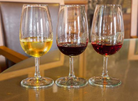 Wie schmeckt Portwein