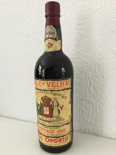 Portwein Jahrgang 1962 - Royal Oporto - vintage