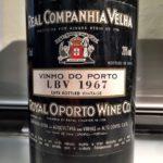 1967 Portwein Real Compania Velha Vinho do Porto
