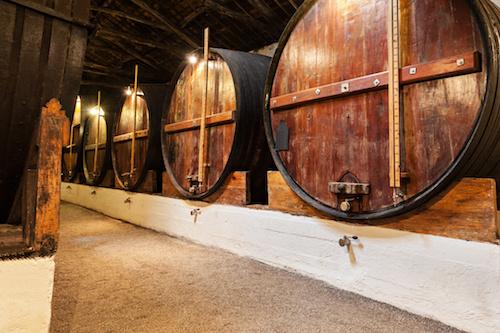 Portwein lagern - PortweinKiste