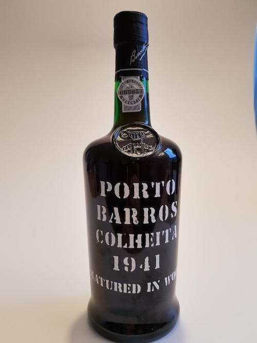 Portwein Jahrgang 1941 - Portwein 1941 Colheita